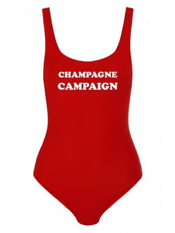 "Купальник ""Champagne Campaign"""