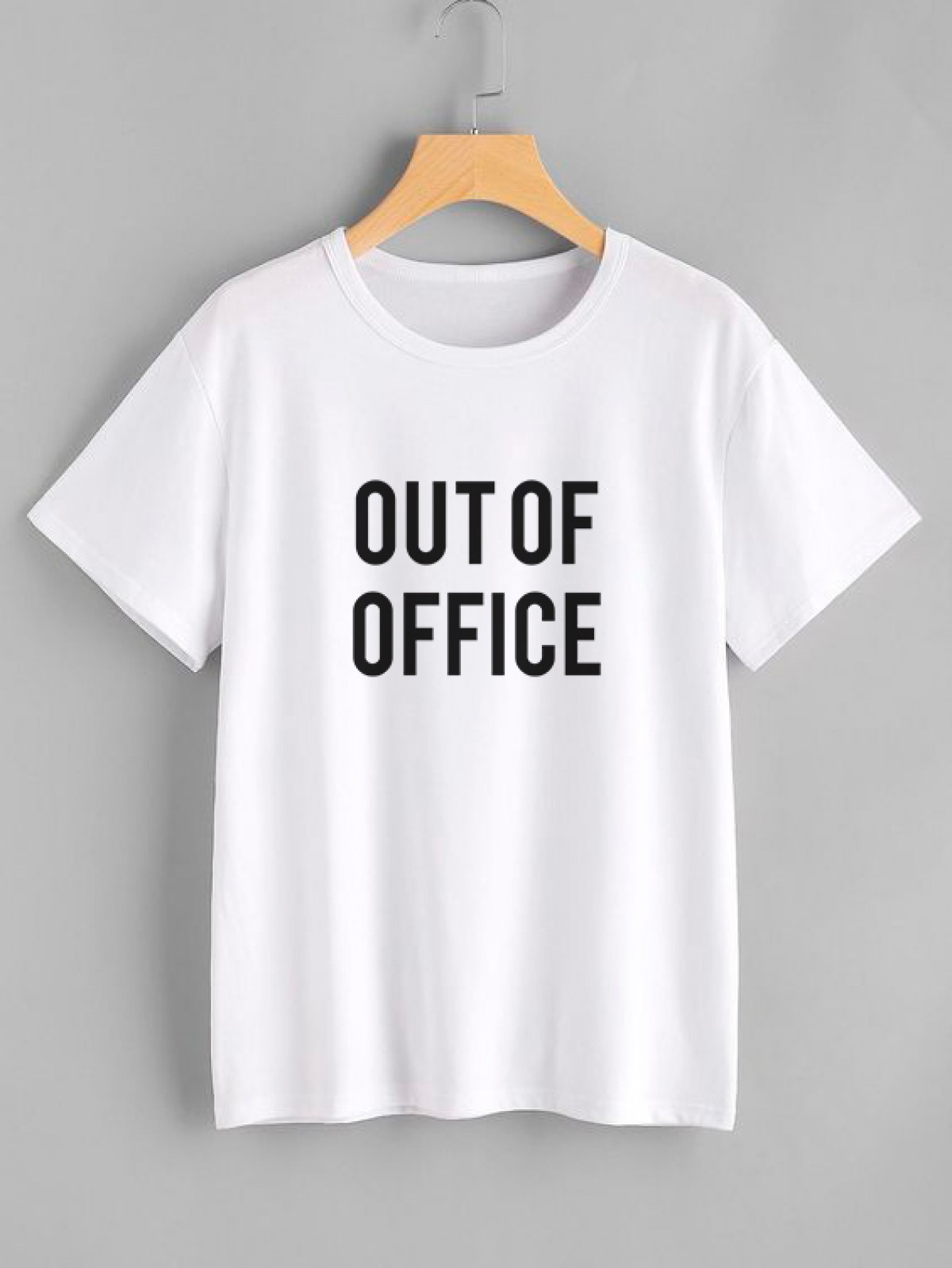 "Футболка ""Out of office"""
